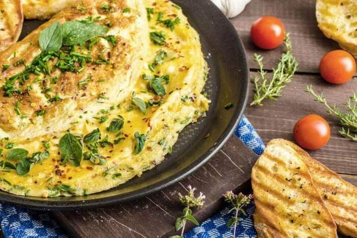 upfit-kaese-spinat-omelett-rezept